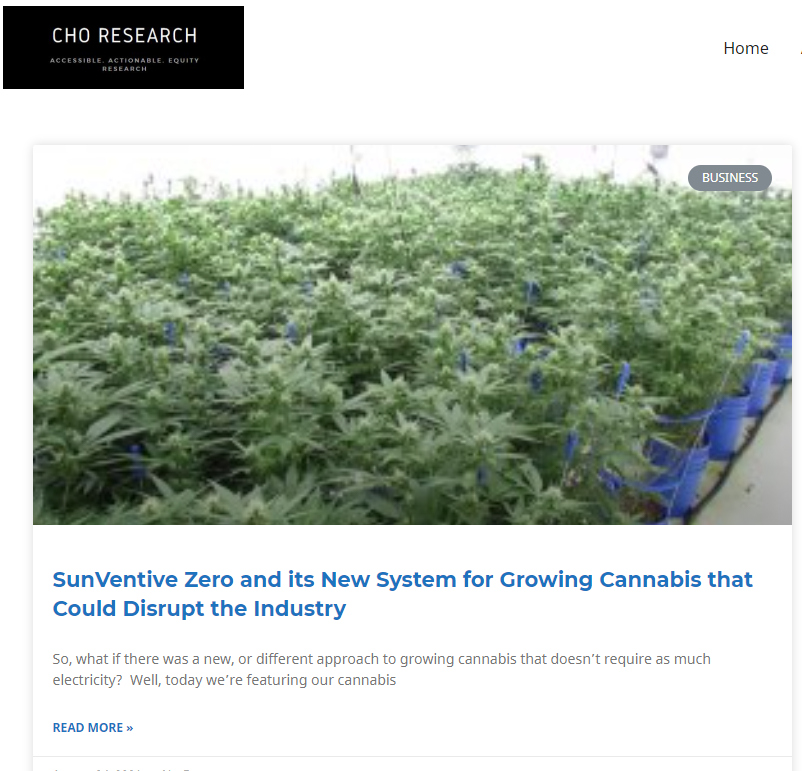 Image of article on choresearch.com